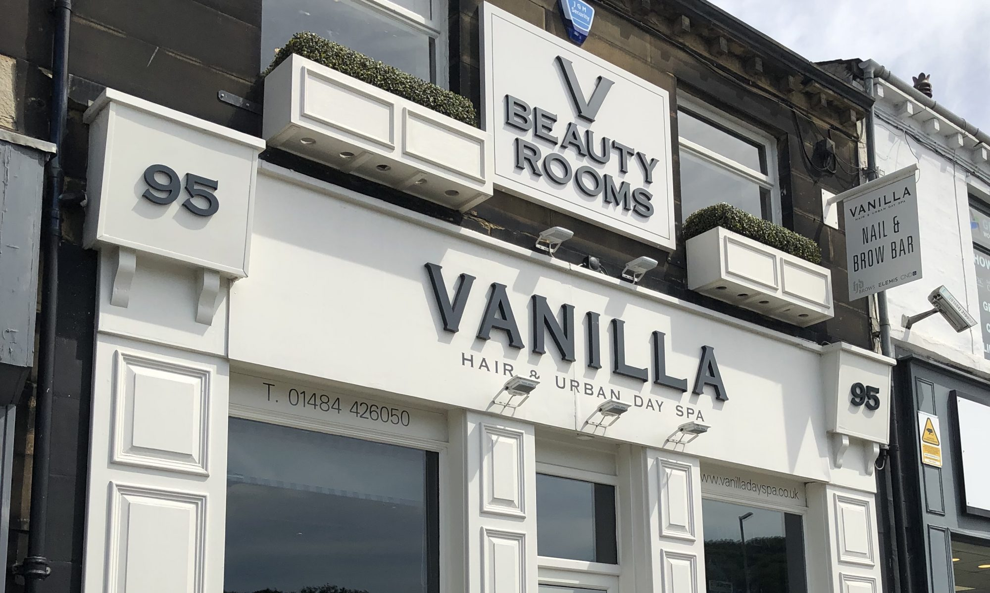 Vanilla Beauty Spa